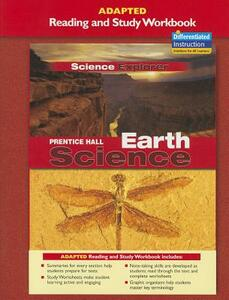 Prentice Hall Science Explorer Earth Science Adapted Reading and Study Workbook - cover