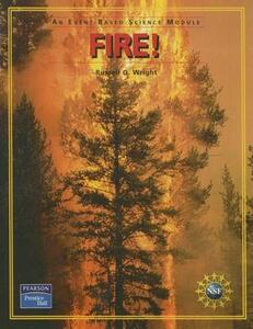 Prentice Hall Event Based Science Fire! Student Edition 2005c - cover