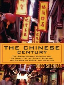 Ebook in inglese The Chinese Century Shenkar, Oded