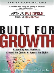 Ebook in inglese Built for Growth Hemingway, Collins , Rubinfeld, Arthur