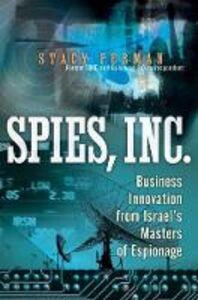 Foto Cover di Spies, Inc., Ebook inglese di Stacy Perman, edito da Pearson Education
