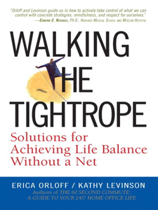 Ebook in inglese Walking the Tightrope Levinson, Kathy , Orloff, Erica