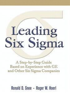 Foto Cover di Leading Six Sigma, Ebook inglese di Roger Hoerl,Ron D. Snee, edito da Pearson Education