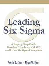 Leading Six Sigma