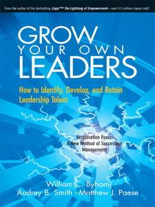 Foto Cover di Grow Your Own Leaders, Ebook inglese di AA.VV edito da Pearson Education