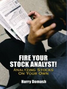 Ebook in inglese Fire Your Stock Analyst Domash, Harry