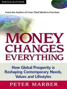 Ebook in inglese Money Changes Everything Marber, Peter