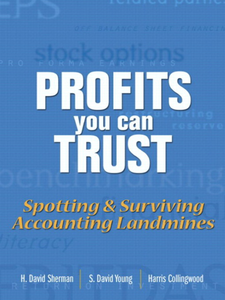 Ebook in inglese Profits You Can Trust Collingwood, Harris , Sherman, David , Young, David