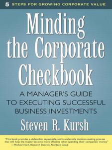 Ebook in inglese Minding the Corporate Checkbook Kursh, Steven R.
