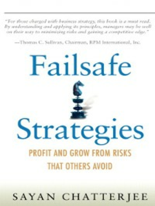 Ebook in inglese Failsafe Strategies Chatterjee, Sayan