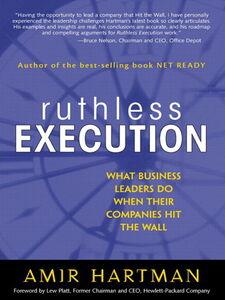 Ebook in inglese Ruthless Execution Hartman, Amir