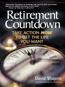 Ebook in inglese Retirement Countdown Shapiro, David