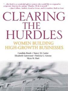 Ebook in inglese Clearing the Hurdles Brush, Candida G. , Carter, Nancy M. , Gatewood, Elizabeth , Greene, Patricia G.