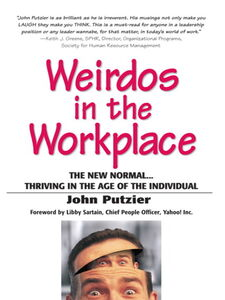 Foto Cover di Weirdos in the Workplace, Ebook inglese di John Putzier, edito da Pearson Education
