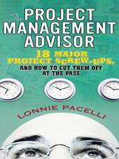 The Project Management Advisor