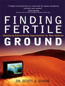 Ebook in inglese Finding Fertile Ground Shane, Scott A.