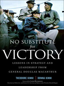Ebook in inglese No Substitute for Victory Kinni, Donna , Kinni, Theodore