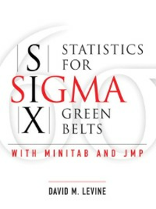 Ebook in inglese Statistics for Six Sigma Green Belts with Minitab® and JMP<sup>TM</sup> Levine, David M.
