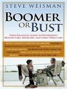 Ebook in inglese Boomer or Bust Weisman, Steve