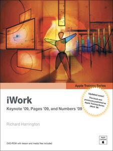Foto Cover di iWork '09, Ebook inglese di Harrington, edito da Pearson Education