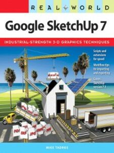 Ebook in inglese Google SketchUp 7 Tadros, Mike