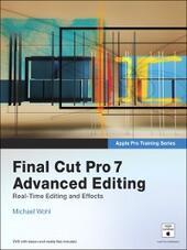 Final Cut Pro 7 Advanced Editing