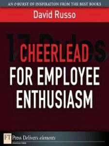 Ebook in inglese Cheerlead for Employee Enthusiasm Clark, David