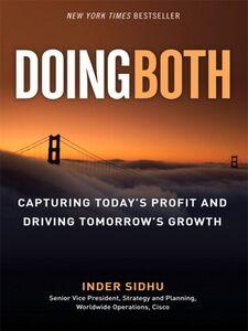 Foto Cover di Doing Both, Ebook inglese di Inder Sidhu, edito da Pearson Education