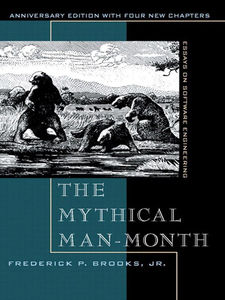 Ebook in inglese The Mythical Man-Month Jr., Frederick P. Brooks