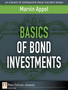Ebook in inglese Basics of Bond Investments Appel, Marvin