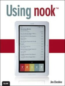 Ebook in inglese Using Nook Cheshire, Jim