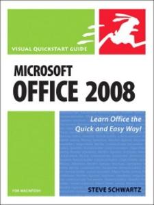 Ebook in inglese Microsoft Office 2008 for Macintosh Schwartz, Steve