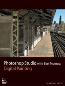 Ebook in inglese Photoshop Studio with Bert Monroy Monroy, Bert