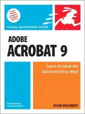 Adobe Acrobat 9 for Windows and Macintosh