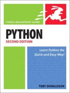 Ebook in inglese Python Donaldson, Toby