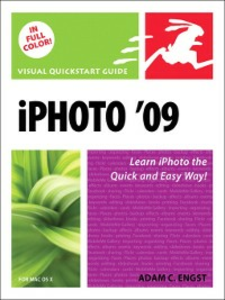 Ebook in inglese iPhoto '09 for Mac OS X Engst, Adam