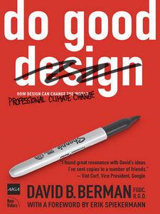 Foto Cover di Do Good, Ebook inglese di David B. Berman, edito da Pearson Education