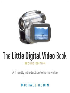 Ebook in inglese The Little Digital Video Book Rubin, Michael