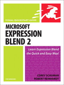 Ebook in inglese Microsoft Expression Blend 2 for Windows Reinhardt, Robert , Schuman, Corey