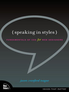 Ebook in inglese Speaking in Styles Teague, Jason Cranford