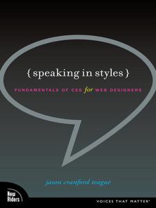 Ebook in inglese Speaking in Styles Teague, Jason Cranford
