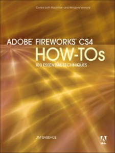Ebook in inglese Adobe Fireworks CS4 How-Tos Babbage, Jim
