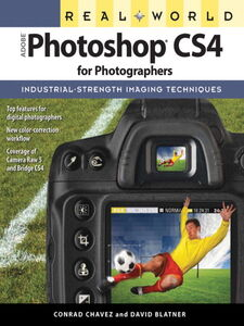 Ebook in inglese Real World Adobe® Photoshop® CS4 for Photographers Blatner, David , Chavez, Conrad