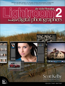 Ebook in inglese The Adobe® Photoshop® Lightroom® 2 Book for Digital Photographers Kelby, Scott