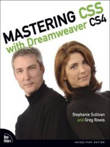 Ebook in inglese Mastering CSS with Dreamweaver CS4 Rewis, Greg , Sullivan, Stephanie