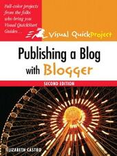 Publishing a Blog with Blogger