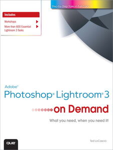 Foto Cover di Adobe® Photoshop® Lightroom® 3 on Demand, Ebook inglese di Ted LoCascio, edito da Pearson Education