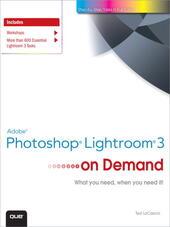 Adobe® Photoshop® Lightroom® 3 on Demand