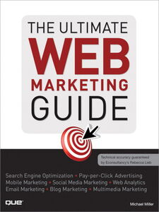 Ebook in inglese The Ultimate Web Marketing Guide Miller, Michael