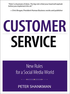 Ebook in inglese Customer Service Shankman, Peter